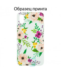 Чехол Bouquet Apple iPhone 11 Pro pink