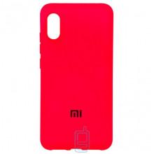 Чехол Silicone Case Full Xiaomi Mi 8 Pro красный