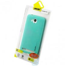 Чехол силиконовый SMTT Huawei Y3 II бирюзовый