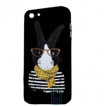 Чехол Creative TPU+PC Apple iPhone 6 Plus, 6S Plus Rabbit black