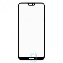 Защитное стекло 6D Huawei P20 Lite black тех.пакет