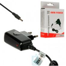 Сетевое зарядное устройство AWM Power Nokia 3310 black