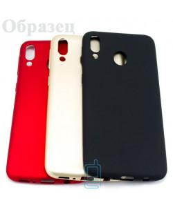 Чехол силиконовый ROCK матовый Xiaomi CC9E, Mi A3 красный