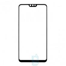 Защитное стекло 5D Huawei Honor 8X black тех.пакет