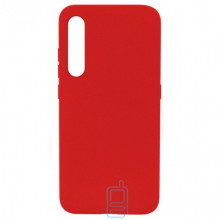 Чехол Silicone Cover Full Xiaomi Mi 9 красный