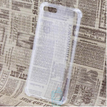 Чехол силиконовый Xiaomi Mi6 усиленный прозрачный