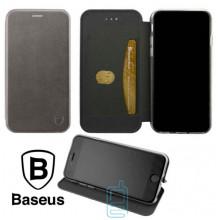 Чехол-книжка Baseus Premium Edge Xiaomi Mi 8 серый