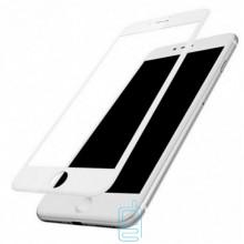 Защитное стекло Full Glue Apple iPhone 7 Plus, iPhone 8 Plus white тех.пакет