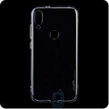Чехол силиконовый SMTT Xiaomi Mi Play прозрачный