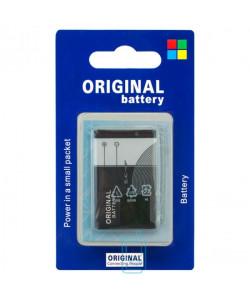 Аккумулятор Nokia BL-4C 860 mAh 1006, 1202, 1203 AA/High Copy блистер