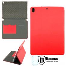 Чехол-книжка Baseus Premium Edge Samsung Tab S3 9.7 T820 красный