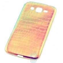 Чехол силиконовый Dekkin Snake Samsung Grand 2 G7102, G7105, G7106 хамелеон Violet