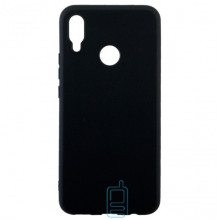 Чехол накладка Cool Black Huawei P Smart Plus, Nova 3i