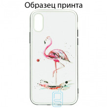 Чехол Fashion Mix Samsung A70 2019 A705 Flamingo