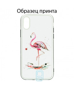 Чехол Fashion Mix Apple iPhone 11 Pro Flamingo