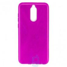 Чехол силиконовый Shine Huawei Mate 10 Lite фиолетовый