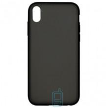 Чехол Goospery Case Apple iPhone XR черный