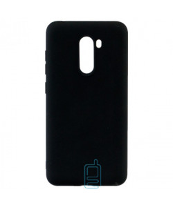 Чехол накладка Cool Black Xiaomi Pocophone F1