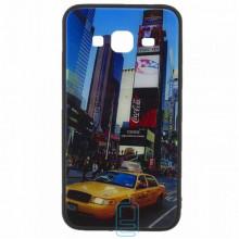 Чехол накладка Glass Case New Samsung J3 2015 J300 такси