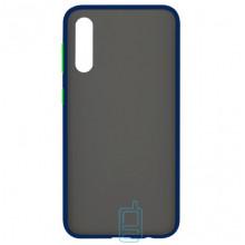Чехол Goospery Case Samsung A70 2019 A705 синий