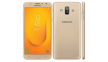 Чехол на Samsung Galaxy J7 Duo + Защитное стекло