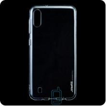 Чехол силиконовый SMTT Samsung M10 2019 M105 прозрачный