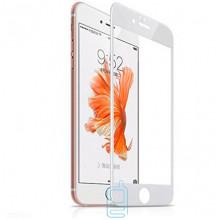 Защитное стекло Full Glue Apple iPhone 6 Plus white тех.пакет