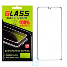 Защитное стекло Full Glue Huawei P30 black Glass