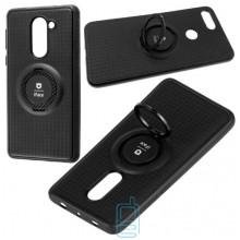 Чехол силиконовый iFace Samsung S8 Plus G955 черный