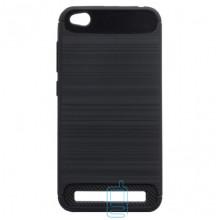 Чехол силиконовый Polished Carbon Xiaomi Redmi 5A черный