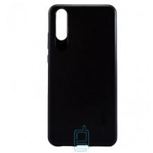 Чехол силиконовый ROCK 0.3mm Huawei P20 черный