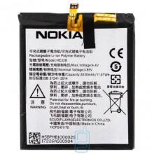 Аккумулятор Nokia HE328 3030 mAh Nokia 8 AAAA/Original тех.пак