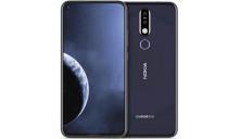 Чехол на Nokia 8.1 Plus + Защитное стекло