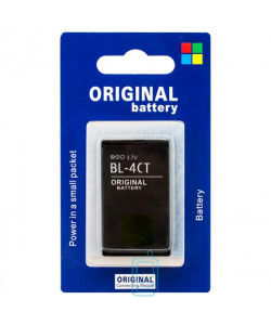 Аккумулятор Nokia BL-4CT 860 mAh 2720, 5310, 6700 AA/High Copy блистер