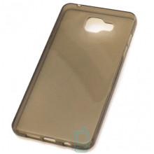 Чехол силиконовый Samsung A5 2016 A510 затемненный