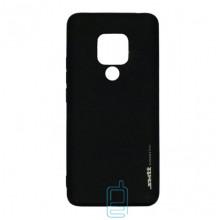 Чехол силиконовый SMTT Huawei Mate 20 черный