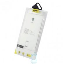 Чехол силиконовый SMTT Meizu Pro 6 Plus прозрачный