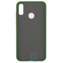 Чехол Goospery Case Xiaomi Redmi Note 7, Redmi Note 7 Pro зеленый