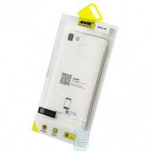 Чехол силиконовый SMTT Meizu M5 прозрачный