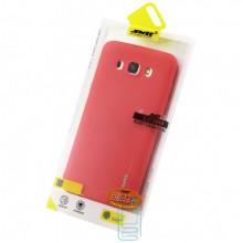 Чехол силиконовый SMTT Samsung J7 2016 J710 красный