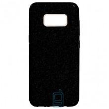 Чехол силиконовый Shine Samsung S8 G950 черный