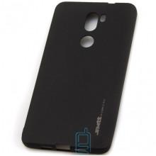 Чехол силиконовый SMTT Xiaomi Mi5s Plus черный