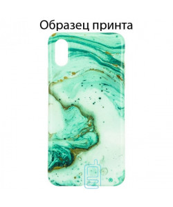 Чехол Mineral Apple iPhone 11 Pro изумруд