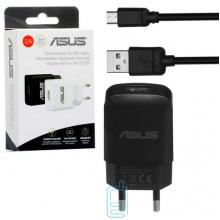 Сетевое зарядное устройство Asus YJ-06 1USB 2.0A micro-USB black