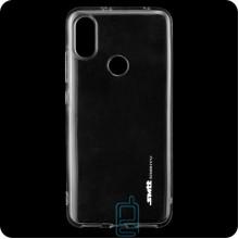 Чехол силиконовый SMTT Xiaomi Redmi S2, Y2 прозрачный