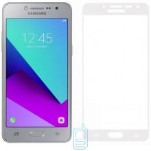 Защитное стекло Full Glue Samsung Grand Prime G530, J2 Prime G532 white тех.пакет