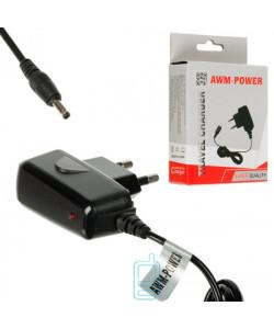 Сетевое зарядное устройство AWM Power 0.6A T191 black