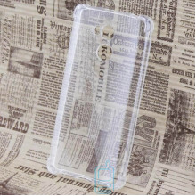 Чехол силиконовый Xiaomi Redmi 4 Pro усиленный прозрачный