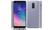 Чехол на Samsung Galaxy A6 plus + Защитное стекло