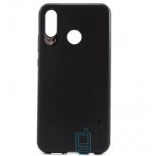 Чехол силиконовый ROCK 0.3mm Huawei P Smart Plus, Nova 3i черный